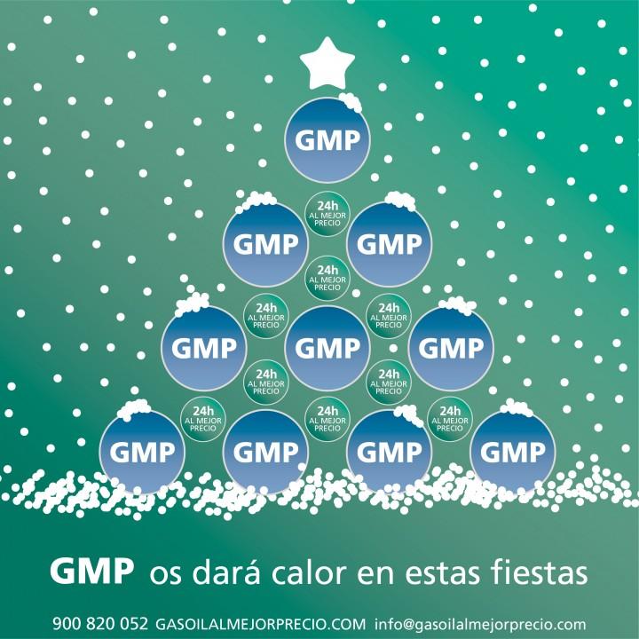 GPM les desea Felices Fiestas
